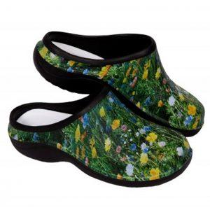 Backdoorshoes® Garden shoes, Meadow