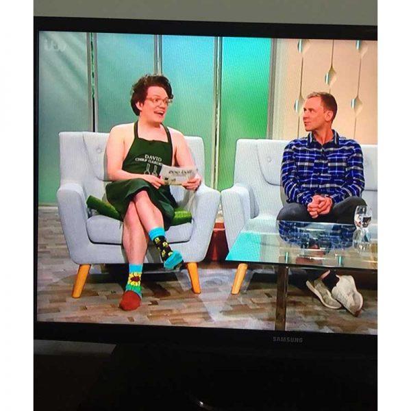 oddsocks socks tv