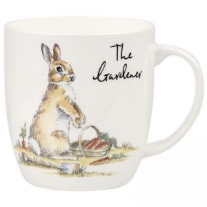 the gardener mug