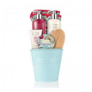 french-linen-plant-pot-set