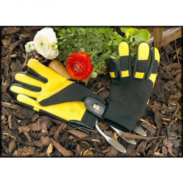 ladies soft touch garden gloves
