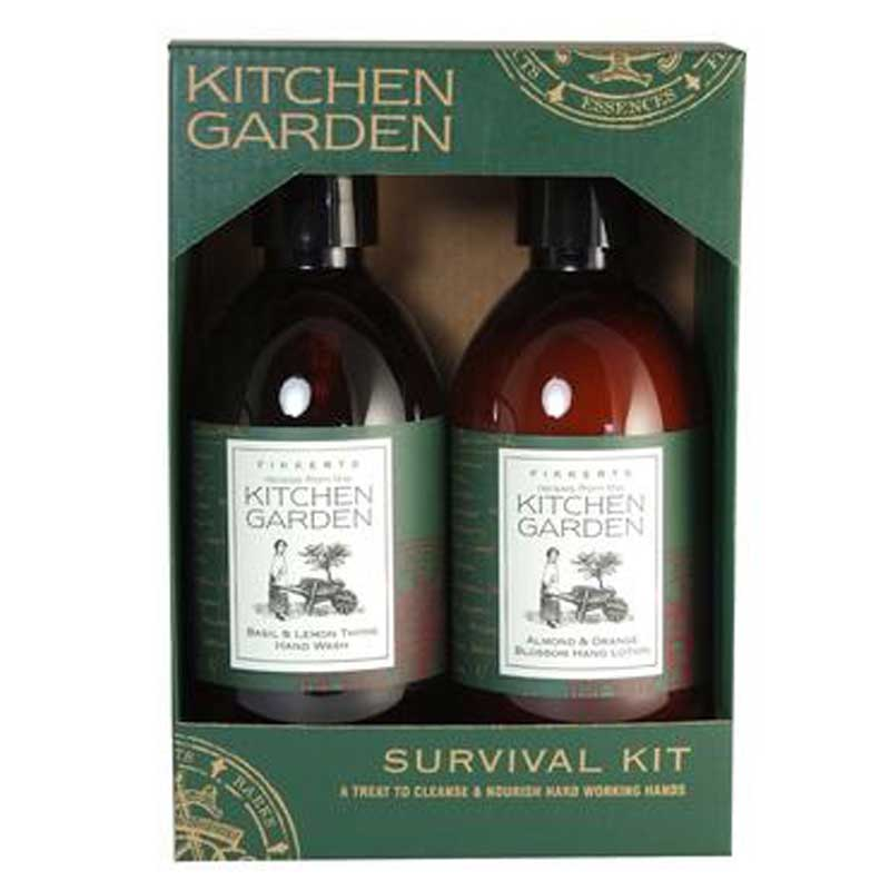 kitchen garden survival set