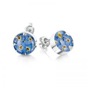 forget-me-not-silver-stud-earrings