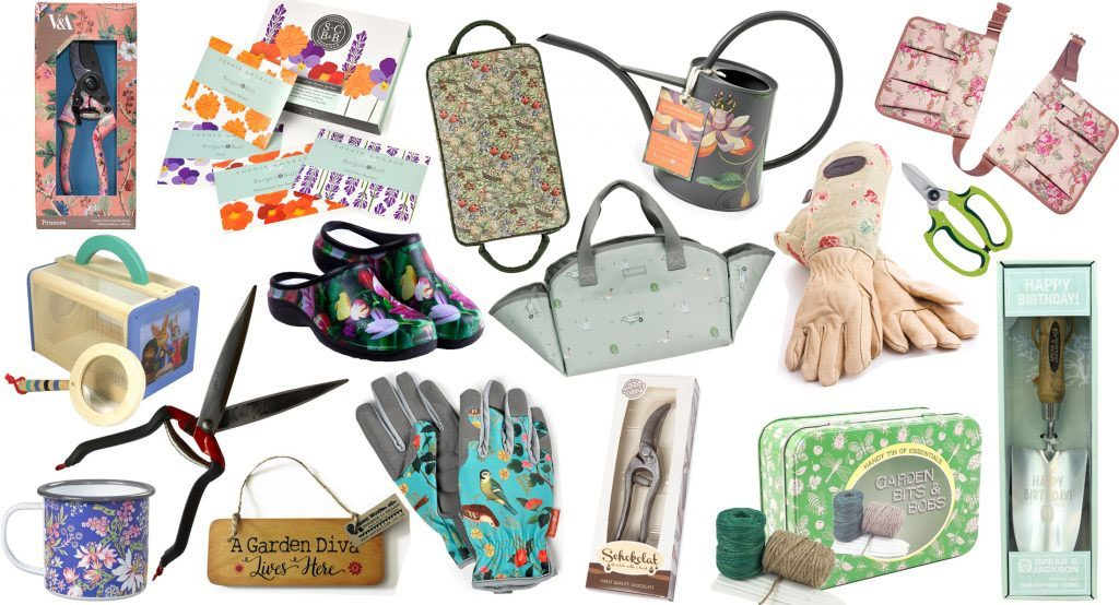 Gardening Gifts and Accessories