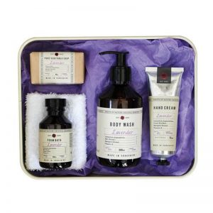 Lavender Tin Gift Set