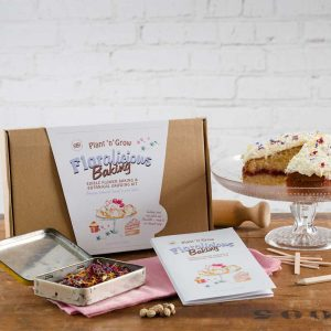 Floralicious Baking & Growing Kit