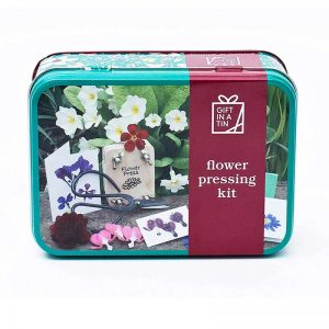 Flower Pressing Kit - Teacher Gift