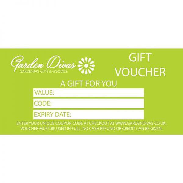 Garden Divas Gift Vouchers
