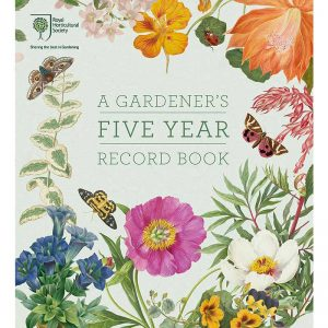 Five Year Record Book