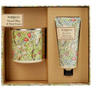 Mug & handcream set