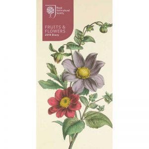 rhs fruits flowers slim diary
